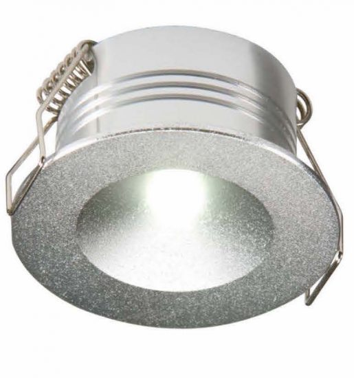 3WEME 1 515x550 - 3W LED Emergency Downlight Non-Maintained