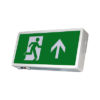 EMP 100x100 - Emergency Run Sign - Wall Mounted