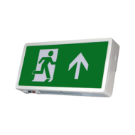 EMP 190x190 - Emergency Run Sign - Wall Mounted