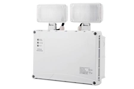 twinspots2 - Twin Spot Emergency Lighting Products