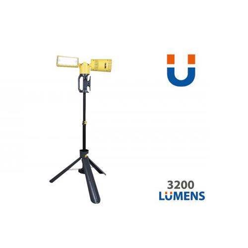 6939412082615b - Peri Tri-Pod 220-240 Volts 35 Watts - 5000K - Lutec