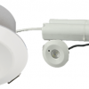 105846 100x100 - 230V IP20 3W LED Emergency Downlight 6000K (maintained/non-maintained use)