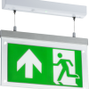 108988 100x100 - 230V 2W LED Suspended Double-Sided Emergency Exit Sign