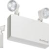 126264 100x100 - 230V IP20 6W LED Twin Spot Emergency Light