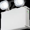 173918 100x100 - 230V IP65 2 x 3W LED Twin Emergency Spotlight