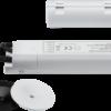 337346 100x100 - 230V IP20 3W LED Emergency Downlight